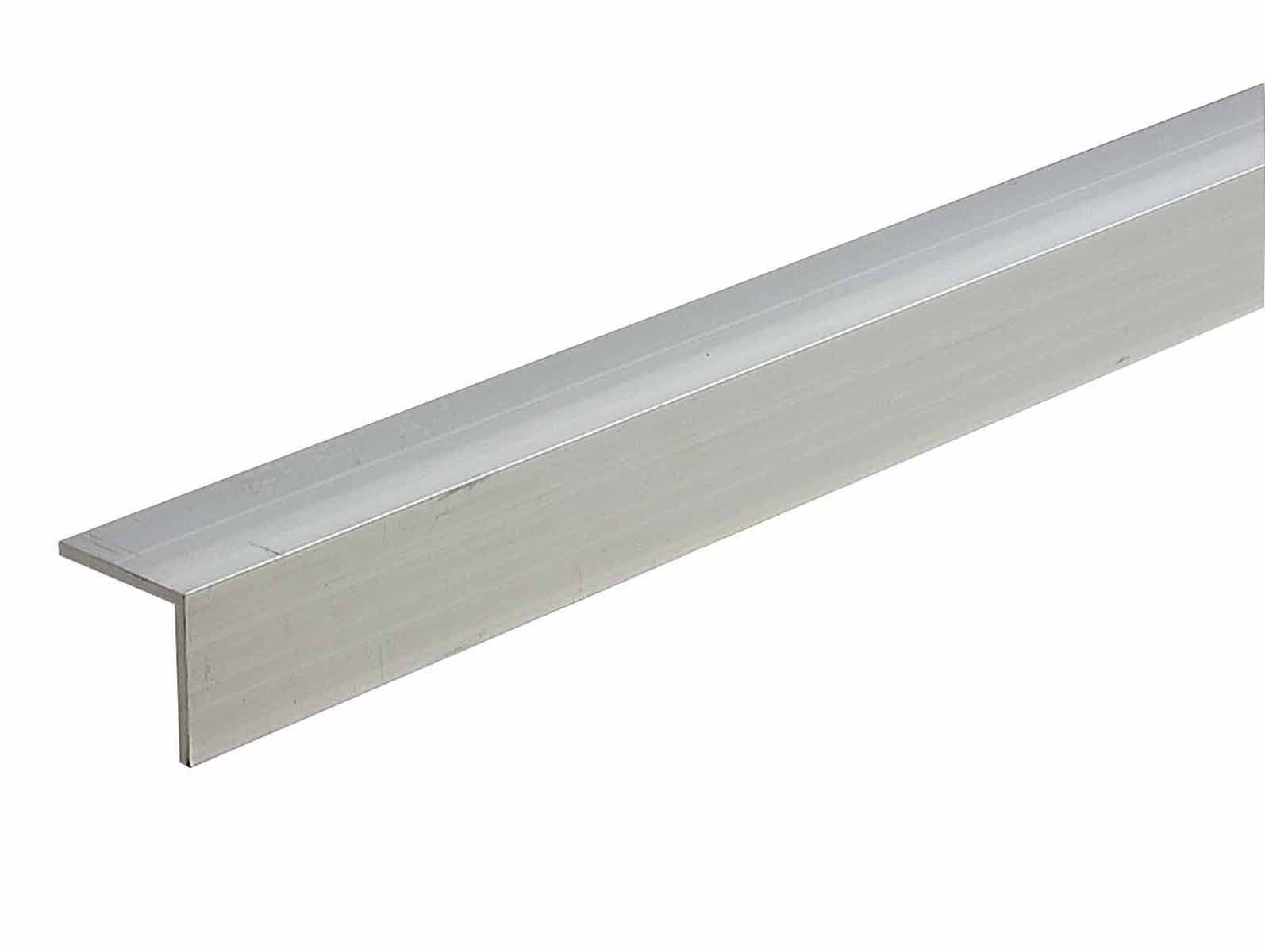 M-D Building Products 61649 1/2-Inch by 1/2-Inch by 1/18-Inch by 48-Inch Angle Equal Leg Mill