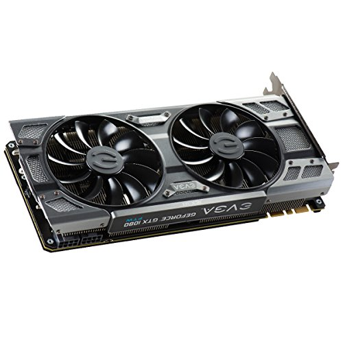 EVGA GeForce GTX 1080 FTW GAMING ACX 3.0, 8GB GDDR5X, RGB LED, 10CM FAN, 10 Power Phases, Double BIOS, DX12 OSD Support (PXOC) Graphics Card 08G-P4-6286-KR by EVGA (Image #5)