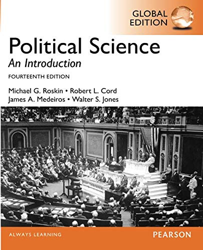 Political Science: An Introduction, Global Edition pdf