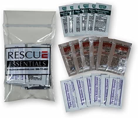 Topical Treatments Unit DOSE Pack by RESCUE ESSENTIALS