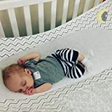 Malloom Infant Safety Bed Baby Hammock Bed Detachable Portable Sleeping Bed (White)