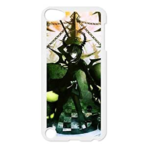 Black Rock Shooter iPod TouchCase White Gift pjz003_3212589