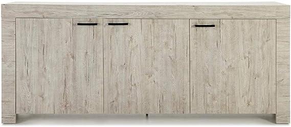 Dugar Home - Aparadores Modernos para Salón - Mueble Rectangular ...