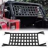 Mesh Cargo Net, Auto Roof Net Hammock for Jeep