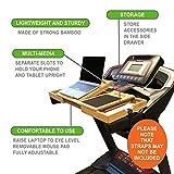 SmartFitness Treadmill Laptop Holder, Treadmill