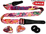 best seller today Pink Guitar Strap For Kids & Girls...