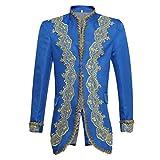 Lilis Men's Fashion 3 Piece Casual Dress Suit Slim Fit Stylish Blazer Coats Jackets & Vest & Trousers