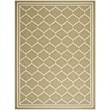 Safavieh Courtyard Collection CY6889-244 Green and