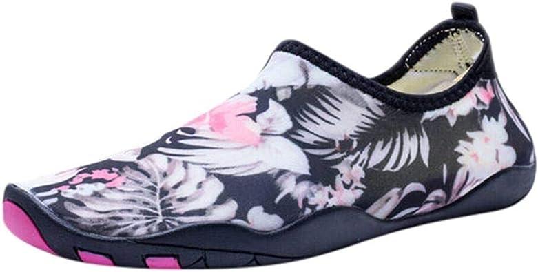 FAMILIZO Zapatillas Mujer Running Zapatillas Deportivas De Mujer Sneakers Women Primavera Verano Pareja Zapatos De Buceo Sport Wading Zapatos Casual Beach Zapatos Planos De Yoga: Amazon.es: Zapatos y complementos