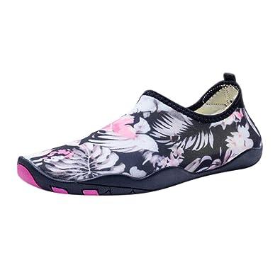 Zapatos de Buceo Mujer Couple Diving Shoe Yoga Sandalias ...