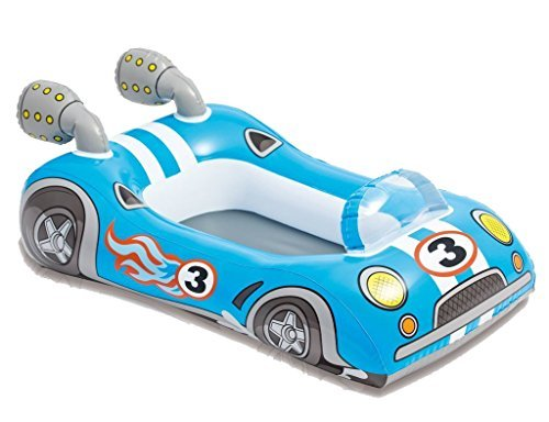 Intex 59380EP The Wet Set Inflatable Pool Cruiser, Car ()