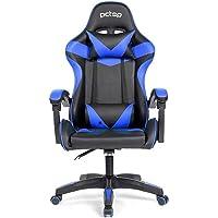Cadeira Gamer PCTOP Strike Azul - 1005