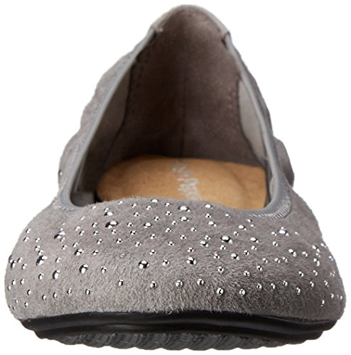 Hush Puppies Lolly Keusch Ballerina Roken Suede