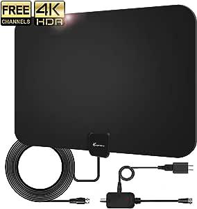 120 millas Digital TV Antenna Amplifier HDTV interior amplificador TVFox antenna