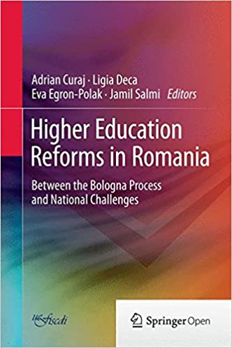 Book Higher Education Reforms in Romania: Between the Bologna Process and National Challenges