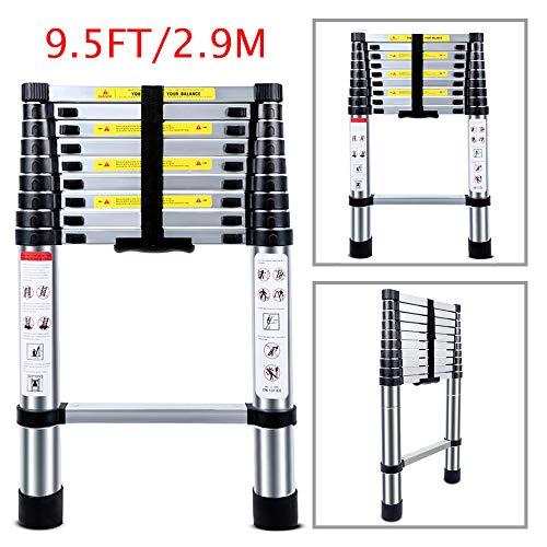 9.5 FT EN131 Lightweight