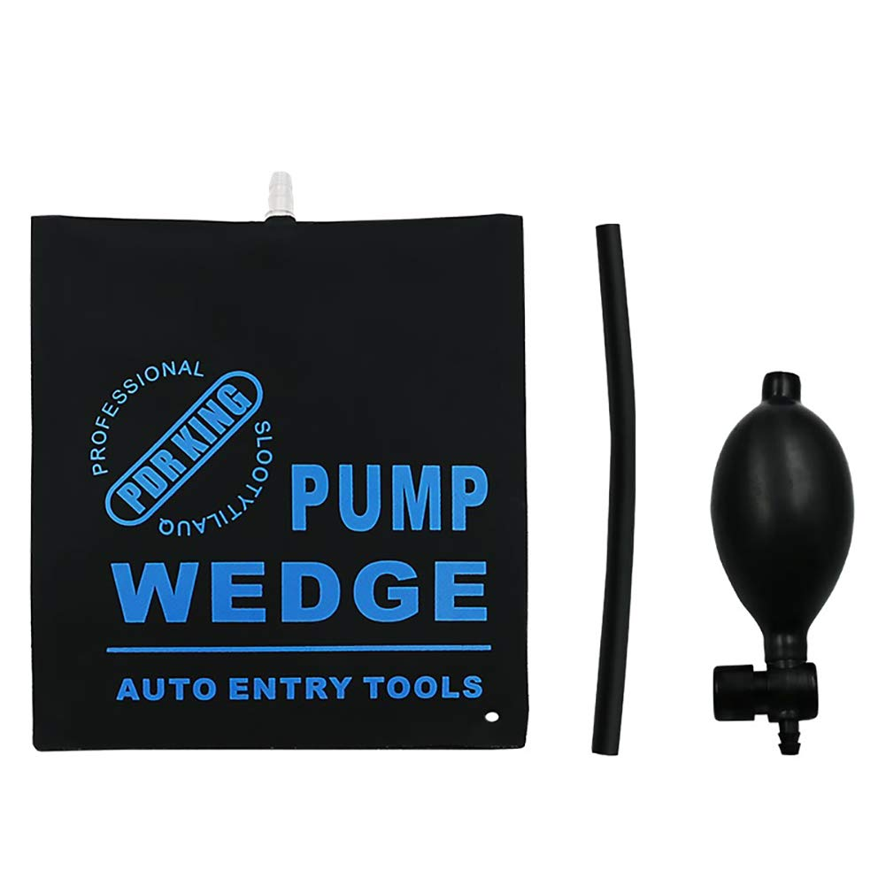 Alignment Pump Wedge Air Wedge Pump Auto Air Shim Inflatable Bag Leveling Tool Alignment for Door Window Installations 1Set