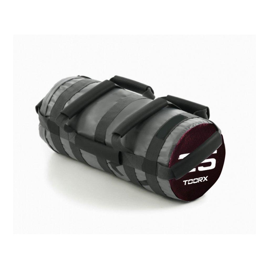 TOORX - POWER BAG mit 7 Griffen 25 kg. - -