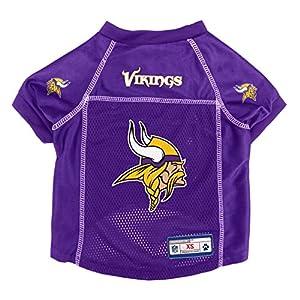 NFL Minnesota Vikings Pet Jersey, XS