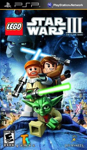 LEGO Star Wars III The Clone Wars - Sony PSP (Wars Star Lego Psp)