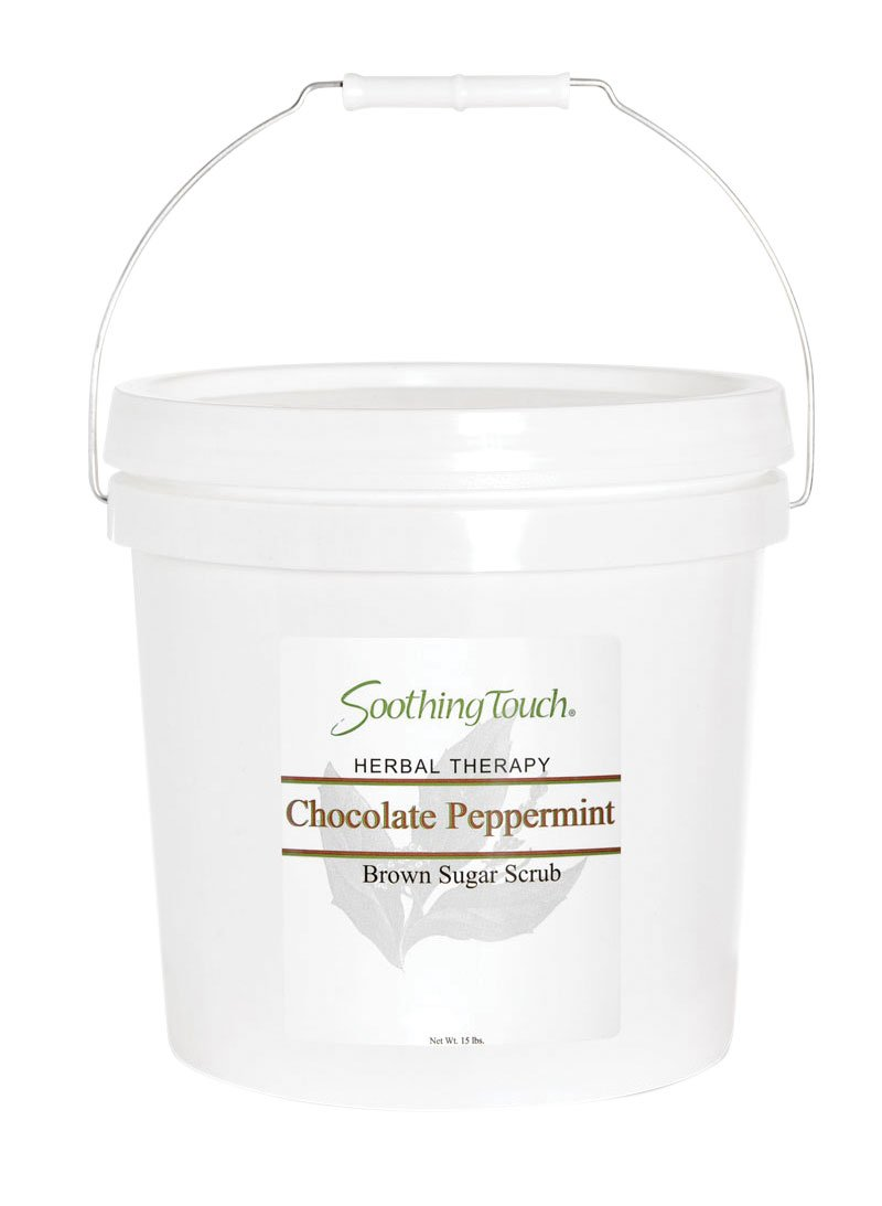 Soothing Touch W67364CP15 Brown Sugar Choc Peppmnt, 15-Pound