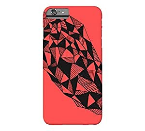 Apotheosis iPhone 6 Plus Coral red Barely There Phone Case - Design By FSKcase?
