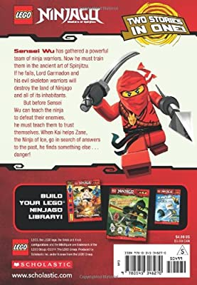 Kai, Ninja of Fire Lego Ninjago: Chapter Book Lego Ninjago ...