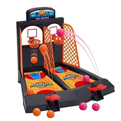 【ノーブランド 品】家族 面白い ボードゲーム おもちゃ ミニバスケットボール シュートゲーム フィンガープレイ 子供 贈り物
