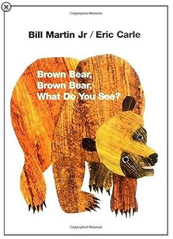 BROWN BEAR BROWN BEAR, WHAT DO YOU SEE? - Monkeys Raincoat