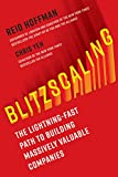 img - for Blitzscaling: The Lightning-Fast Path to Building Massively Valuable Companies book / textbook / text book