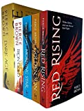 The Red Rising Series Collection 5 Books Set By Pierce Brown (Red Rising, Golden Son, Morning Star, Iron Gold, Dark Age)