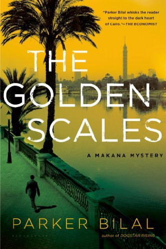 Download The Golden Scales: A Makana Mystery (Makana Mysteries) pdf