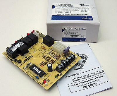 Furnace Board (White Rodgers 50A55-743 Control Board)