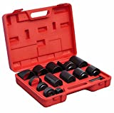 SKB Family 14-Piece Ball Joint Adapter Set New Craftsman Tools Mechanic Box