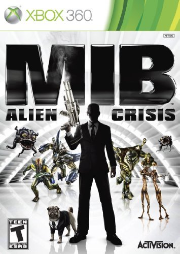 Men In Black: Alien Crisis - Xbox 360 by Activision (Men In Black Alien Crisis)