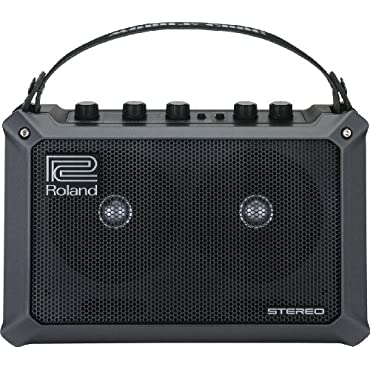 Roland Mobile Cube Battery-Powered Stereo Amplifier (MOBILE-CUBE)