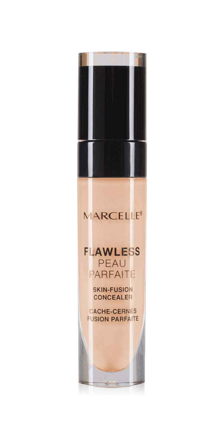 Marcelle Flawless Concealer, Light to Medium, Hypoallergenic and Fragrance-Free, 5.6 mL Marcelle group - Beauty 164568