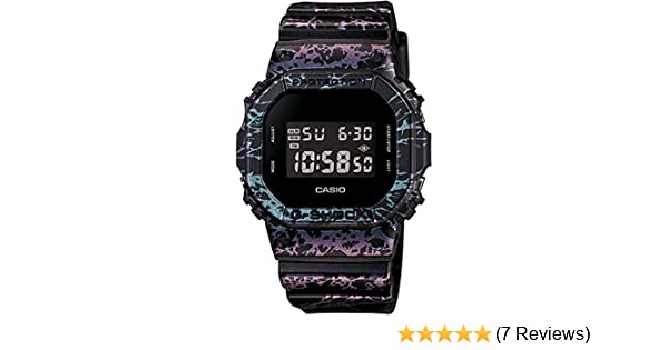 5bef867a6a4 Amazon.com: G-Shock Men's DW5600PM Polarized Color Watch: Watches