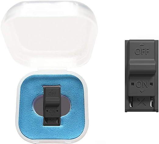 RCM Clip Switch Jig Herramienta de Accesorio de Conector Corto Joycon Herramienta de Cortocircuito para modificar Archivos Reproducir GBA/FBA y Otros simuladores: Amazon.es: Electrónica