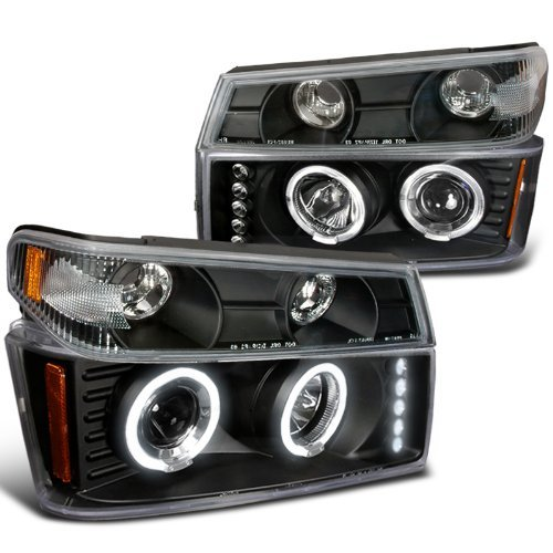 2008 chevy halo headlights - 7