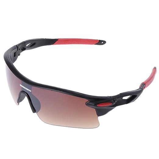 62d4045cb9d6 Amazon.com  Techinal Sport Cycling Bicycle Eyewear Sunglasses ...
