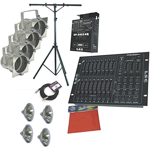 American DJ Stage System A | Light Stand System