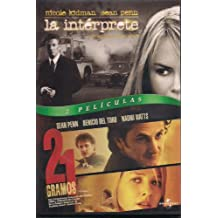2EN1 LA INTERPRETE (THE INTERPRETER)/21 GRAMOS