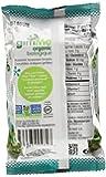 gimMe Organic Roasted Seaweed Snack-Sea Salt, 5gm, 12-Count