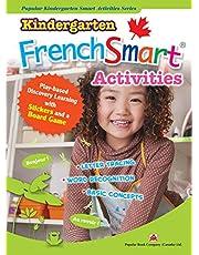 Kindergarten FrenchSmart Activities: Activity Book