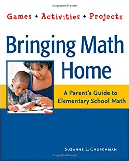 Admirable Amazon Com Bringing Math Home A Parent39S Guide To Elementary Easy Diy Christmas Decorations Tissureus