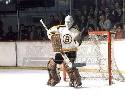 Image result for jacques plante bruins