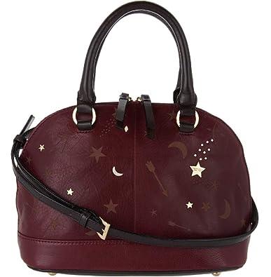 96f9ad5046a Tignanello Vintage Leather Andromeda Mini Dome Crossbody, Etched ...