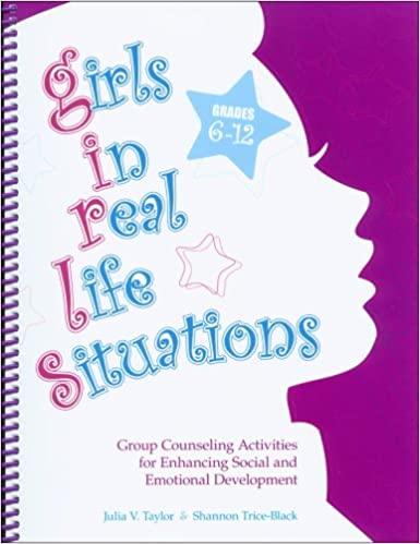 Amazon.com: Girls in Real Life Situations, Grades 6-12: Group ...