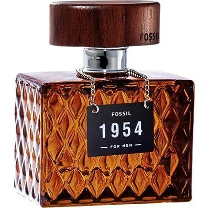 Fossil 1954 para hombre Colonia contenido: 30 ml para de italiano bergamotto, salvia y